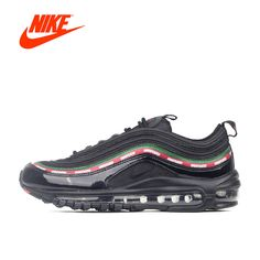 Intersport Original New Arrival Offical Undefeated x Nike Air Max 97  Breathable Men s Running Shoes Sports Sneakers Brand Design 622cf16f7302