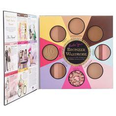 The Little Black Book Of Bronzers - Palette de maquillage de Too Faced sur Sephora.fr