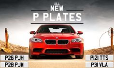 We now have brand new 'P' registration plates in stock. If you are looking to purchase one then head over to our website http://www.netplates.co.uk/ or have a browse through our millions of plates. #pplates #privateplate #privatenumberplate #cherishedplates #regplates #forsale #personalisedplates #netplates #automotive #car #caraccessories #plates #wantaplate #Performance #Luxury #Lifestyle #Cartastic #InstaCar #dvla #newplates