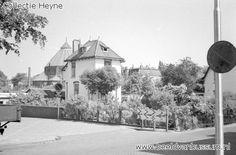 Veerstraat 1964, de villa is afgebroken om de AH te kunnen bouwen Old Pictures, Holland, Nostalgia, History, City, Villa, Painting, Outdoor, Pictures