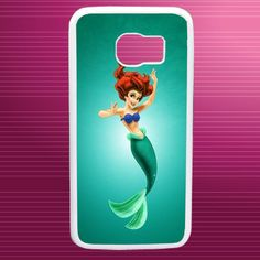 Little Mermaid Ariel Dancing WN | Samsung Galaxy S5 Case, Samsung S6 and S7 Edge Cases - Personalized Phone Cases by SCRYL