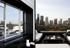 TOP Interior Designers: Joseph Dirand's perfect New York penthouse is this week's topic. Colorful Interior Design, Top Interior Designers, Luxury Interior, Interior Design Inspiration, Interior Architecture, Duplex New York, New York Penthouse, Luxury Penthouse, Joseph Dirand
