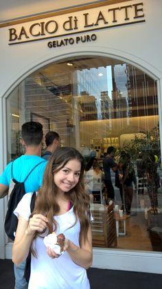 Bacio di Latte, Top Center Shopping, Paulista, Gelato, Gastronomia, São Paulo                    #gelato #baciodilatte #blog #vidadeblogueira #lookfitness #paulista #topcentershopping #chocolatesaotomeeprincipe #dica #saopaulo #belavista
