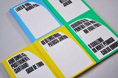 Identity, Editorial design, Product & Space design for the Santiago de Compostela Book Fair
