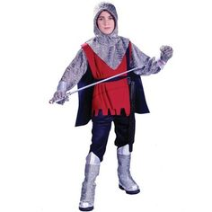 Medieval Knight Costume Child.
