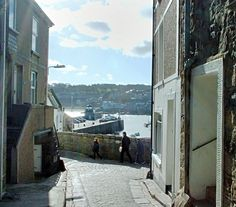 Sea View Place, St Ives, Cornwall