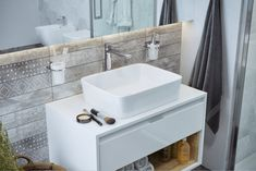 Umywalka ceramiczna Excellent Forka z cienkim rantem to umywalka ceramiczna wykonana z dbałością o każdy szczegół. #excellent #wnetrzazesmakiem #mojemieszkanie #umywalka #furniture #modernbathroom #sink #design_interior_home #sinkbath #instapic #tile #homeinterior #bathroomselfie #łazienki #bathroom #bathproducts #projektant #interiorstyle Bathroom Stall, Bathroom Wall Panels, Bathroom Wall Cabinets, Ikea Bathroom, Modern Bathroom Decor, Bathroom Interior, Bathroom Organization, Bathroom Storage, Organization Ideas