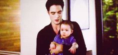 Love Edward as a father... he is so caring and protective... having a family of his own kinda made him a stronger person