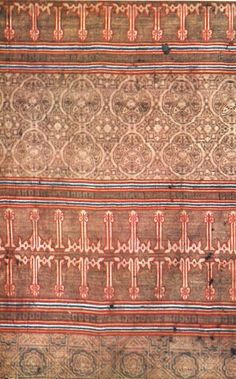Fragment of tunic of Infante Felipe, half In: May, F.: Silk textiles of Spain.
