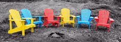 Out Around The Deck Chairs Photography Art Deck Chairs, Outdoor Chairs, Outdoor Furniture, Outdoor Decor, Wrapped Canvas, Fine Art, Art Prints, Gallery, House