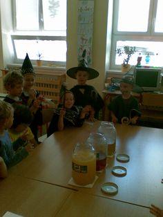 čarodějnický den, činnosti