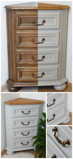 alte m bel neu gestalten und auf eine tolle art und weise aufpeppen furniture pinterest kunst. Black Bedroom Furniture Sets. Home Design Ideas