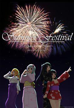 Summer and Fireworks Festival