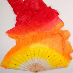 Silk Torch Dancing Fan $19.95