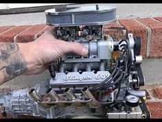 Getting Started with Radio Controlled Hobbies – Radio Control V Engine, Nitro Engine, Engine Start, Small Engine, Go Kart Kits, Homemade Go Kart, Chevy Motors, Model Truck Kits, Crate Motors