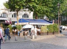 """Pause en terrasse à """"l'Appartement Saint Martin"""" (Paris, 10ème) -"""