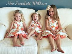 Burlap Shabby Chic Headbands - Kids and Headbands made by The Scarlett Willow <3