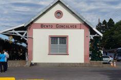 Estação Ferroviária de Bento Gonçalves_Rio Grande do Sul_Brasil