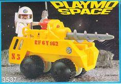 Playmobil 3537 Playmospace space drill