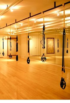 If you haven't tried TRX...you should! The first class I teach will be TRX!!!