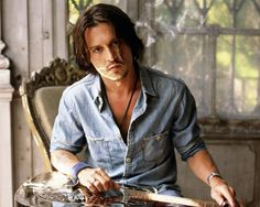 Momzinga's Second Manslice Monday is Johnny Depp » Momzinga
