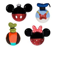 Disney Mickey and Friends Ornament Set |