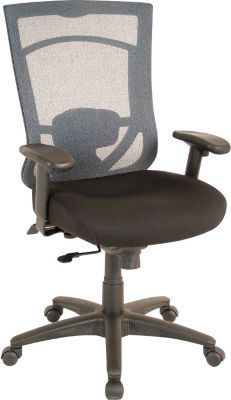 Representation of Leave Space for Aeron Chair Adjustment for
