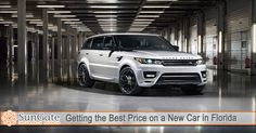 Getting the Best Price on a New Car in Florida