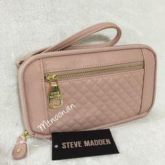 Steve Madden BMagnolia Zip Around Wallet - 35% Off Retail - Tradesy