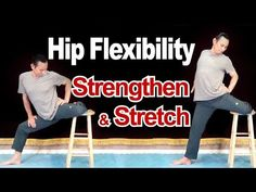 Hip Flexibility: Strengthen and Stretch | Prevent Kicking Injury | Hip Mobility Routine | TWoo - YouTube