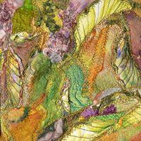 art quilt by Elizabeth Baum