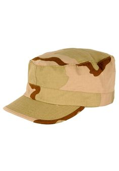 Propper BDU Patrol Cap - Cotton Ripstop. Military CapMilitary SurplusArmy  HatDesertsStuff To BuyColorHatsCamouflagePostres e9ee94f1dd79