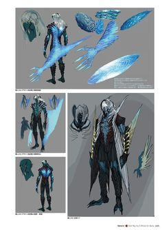 Devil May Cry 5 Official Art Works Fantasy Character Design, Character Drawing, Character Design Inspiration, Character Concept, Armor Concept, Concept Art, Dungeons And Dragons Homebrew, Accel World, Monster Art
