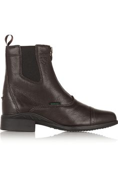 Ariat|Heritage Breeze leather paddock boots|NET-A-PORTER.COM