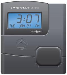 Pyramid TimeTrax EZ Ethernet Proximity Card Time Clock System  #PyramidTimeSystems