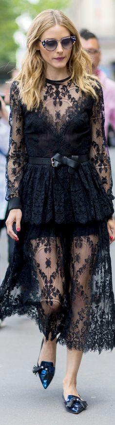 Olivia Palermo #PFW