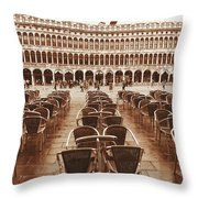 Cafe Florian.Venice Throw Pillow   MarinaUsmanskayaFineArtPhotography, Venice, San Marco,Art Prints,Art for home, Fine Art Prints