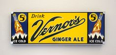 Vernor's