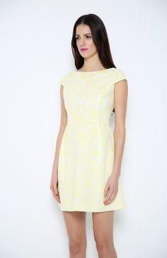 Journey Sarı Elbise