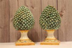 sicilian ceramic pigne