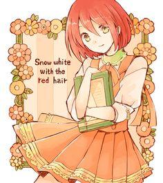 Akagami no Shirayuki-hime - Snow White with the Red Hair - Shirayuki