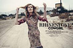 Rhinestone Cowgirl  Sunday Times 1