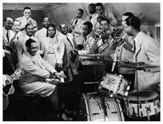 Duke Ellington Orchestra Poster 24inx36in Poster