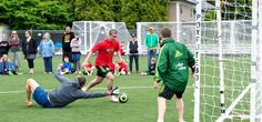 PORTLAND BAREFOOT SOCCER: THE POWER OF SOCCER CAN KICK AIDS