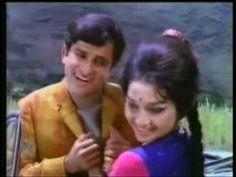 Likhe Jo Khat Tujhe Song - Mohammed Rafi - Kanyadan Hindi