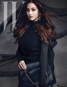 Han Chae Young W Korea Magazine November Issue '13 ~ Look at my wife