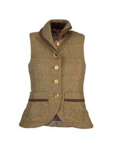 tweed vest i want badly $159
