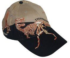 Wild Cotton Dinosaur Bones Baseball Hat  19.99 in stock   same day  shipping! Shop www ea0c1f97344