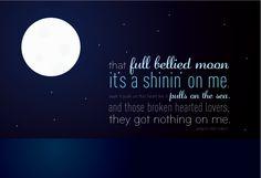 """That Moon Song"" - Gregory Alan Isakov |"