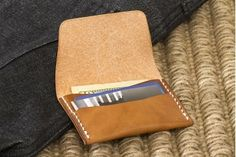 Faler Brand Fold Wallet - Massdrop